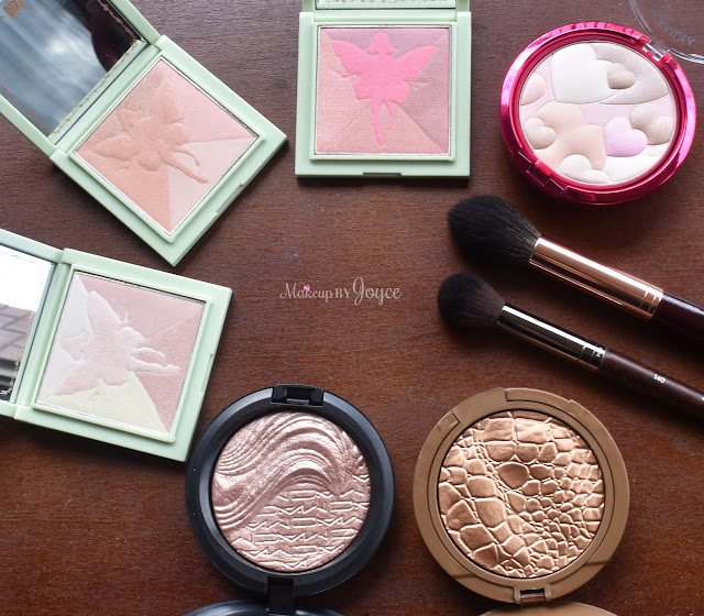 Pixi All Over Magic Brightening Radiance Highlighter Review
