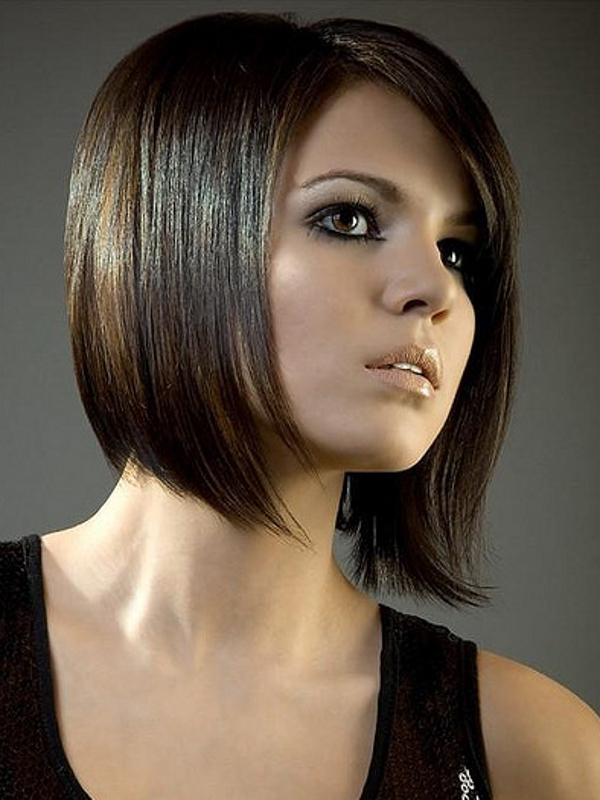 Bob Cut Hairstyles For Round Faces | The Collectioner