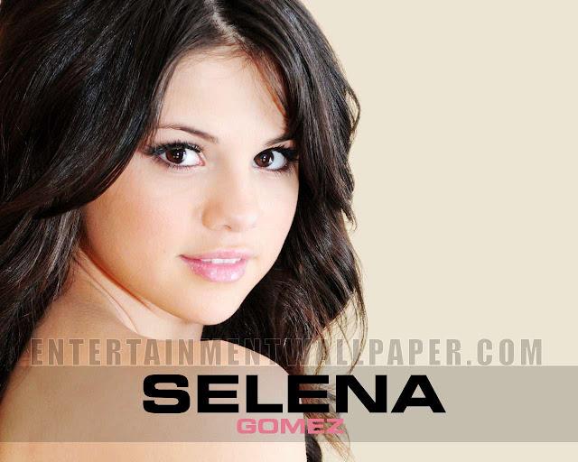 American Singer Selena Gomez
