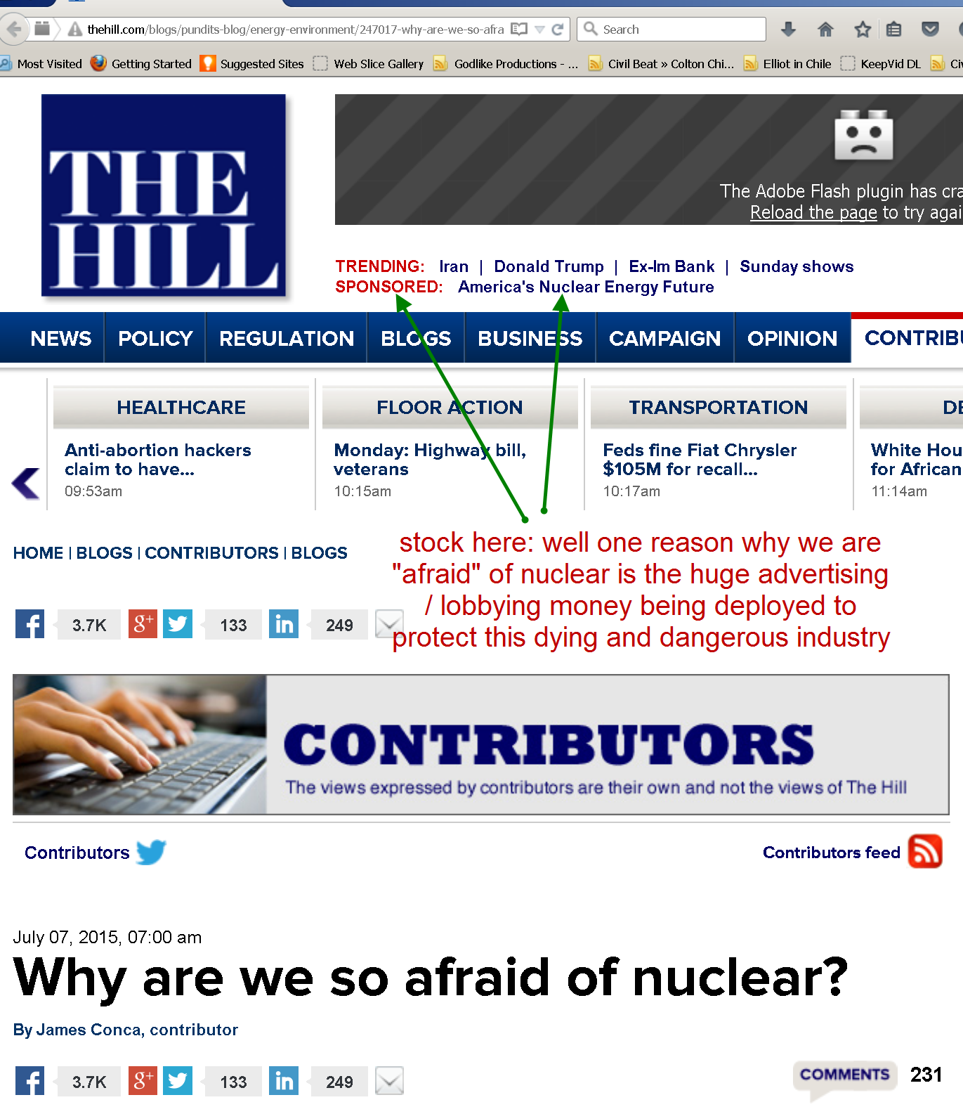 Nuke Pro Why We Should Never Trust The Nuclear Industry