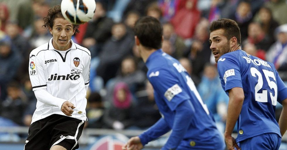 Spanish football soccer sports blog - Spanish second division league table ...