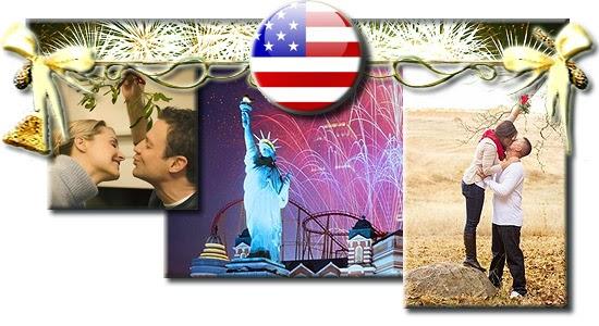 Ano Novo Estados Unidos