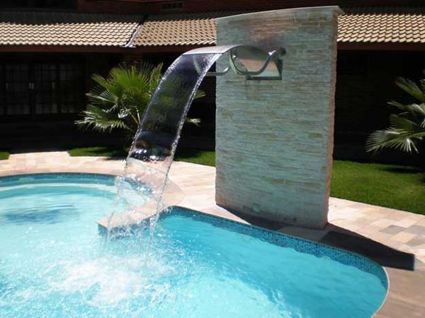 Construtora canabrava vip duchas inox para piscinas - Duchas solares para piscinas ...