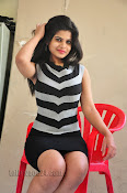 Alekhya Photos at Swiss Raja Press Meet-thumbnail-6