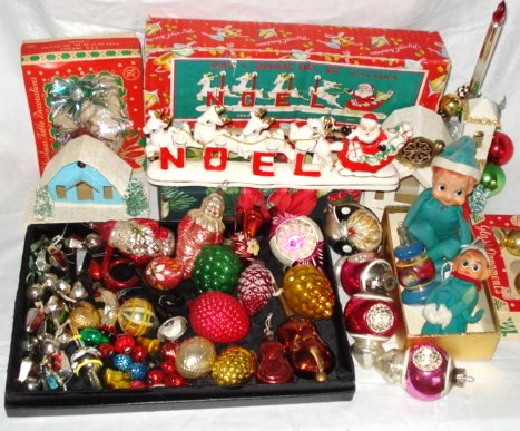 More Vintage Xmas Goodies