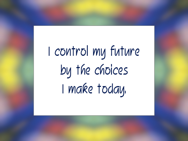CHOICE affirmation