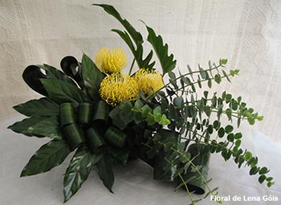 Arranjos de flores SAPO Vídeos