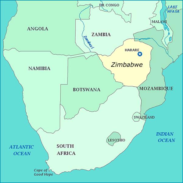 Geliat Dakwah Islam di Zimbabwe