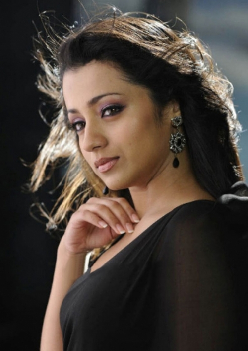 Trisha fake video photos 48