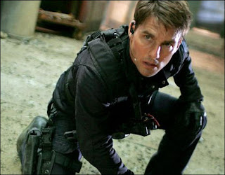 J.J. Abrams was worried Tom Cruise would be injured on the set of ' Mission Impossible III'