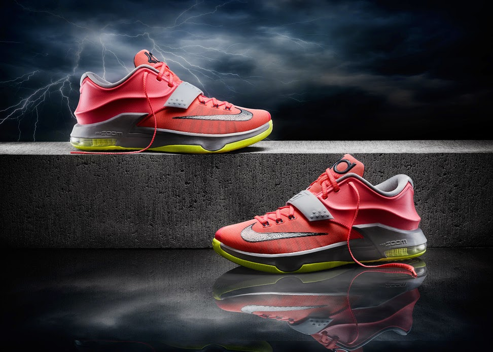 KD7 35,000 degrees colorway