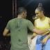 Hivi Ndiyo Wema na Jokate Walivyopokelewa Stejini na King Kiba