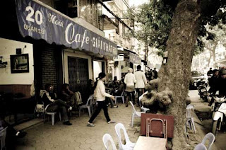 Hanoi coffee - interesting culture of Hanoi people