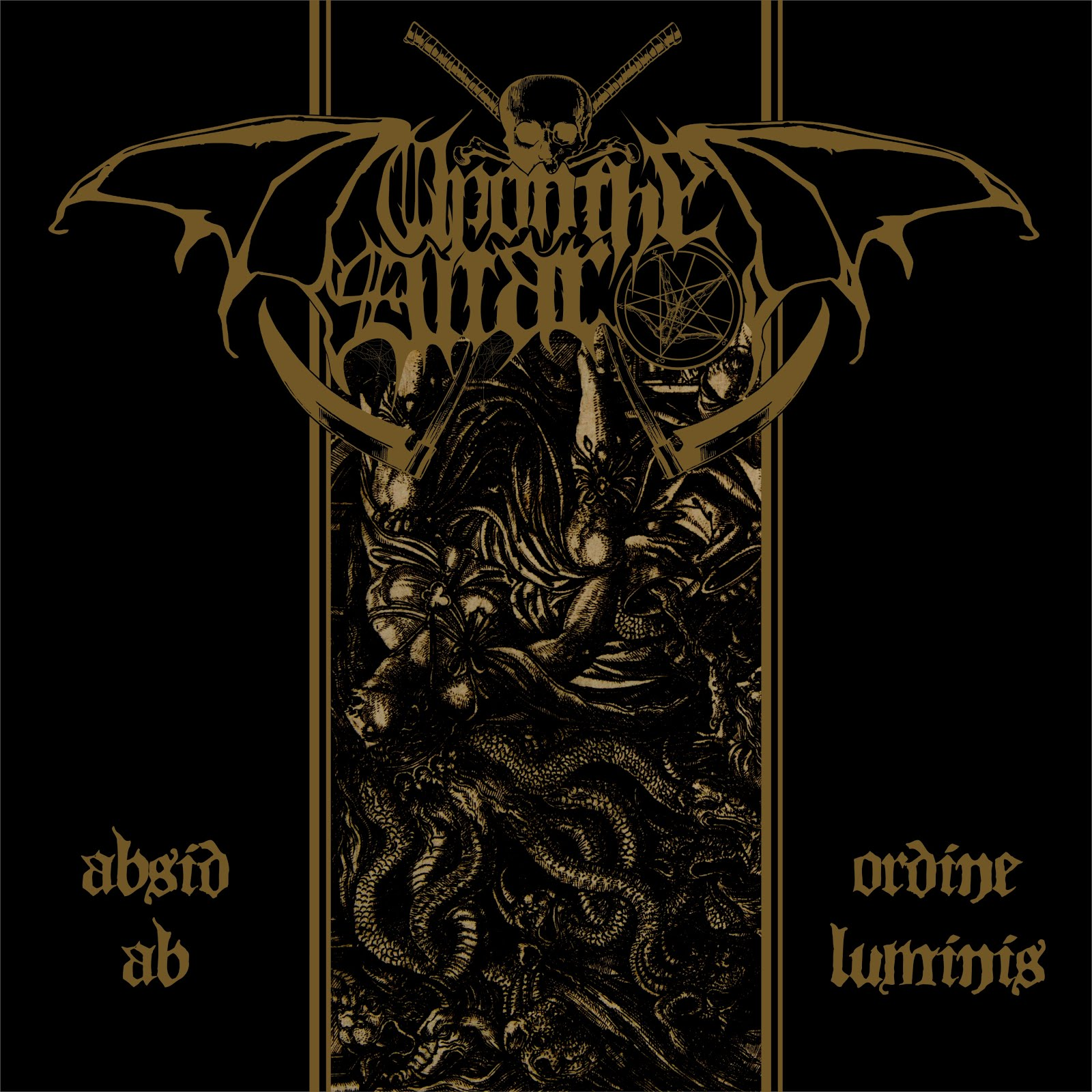 Upon the Altar - Absid ab Ordine Luminis- Press Release + Full Album Stream.