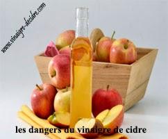 danger du vinaigre de cidre