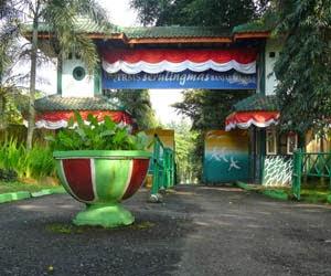 Taman Rekreasi Margasatwa (TRMS) Seruling Mas