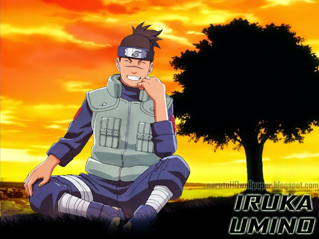 Iruka Umino is a chūnin of Konohagakure who serves primarily as an instructor at the Academy