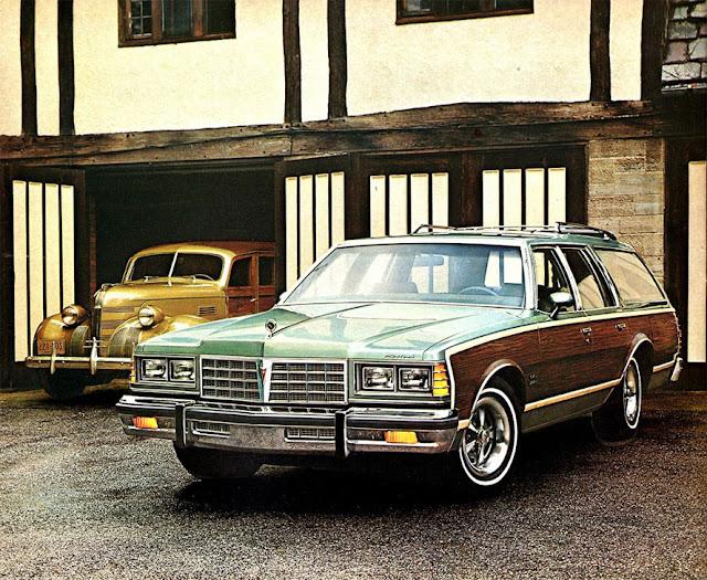 ポンティアック・グランドサファリ | Pontiac Grand Safari (1971-78)