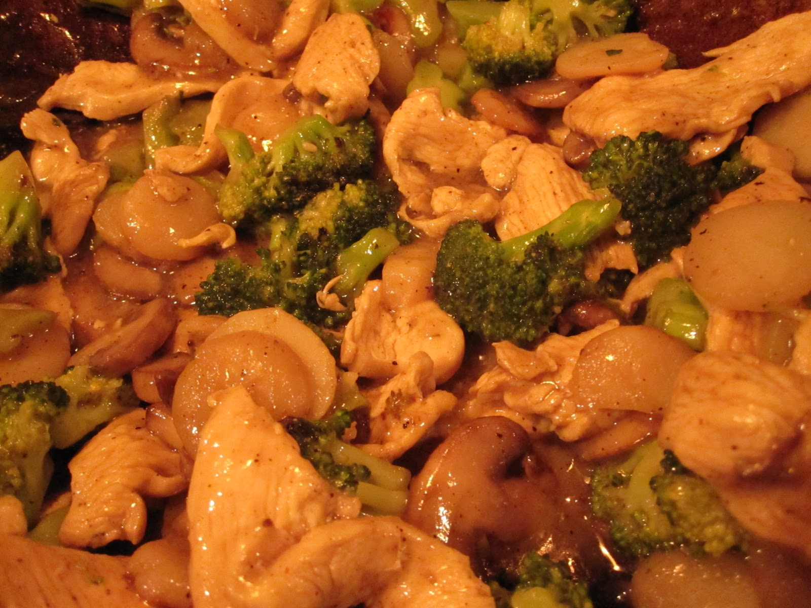 Whippet - Up!: Moo Goo Gai Pan