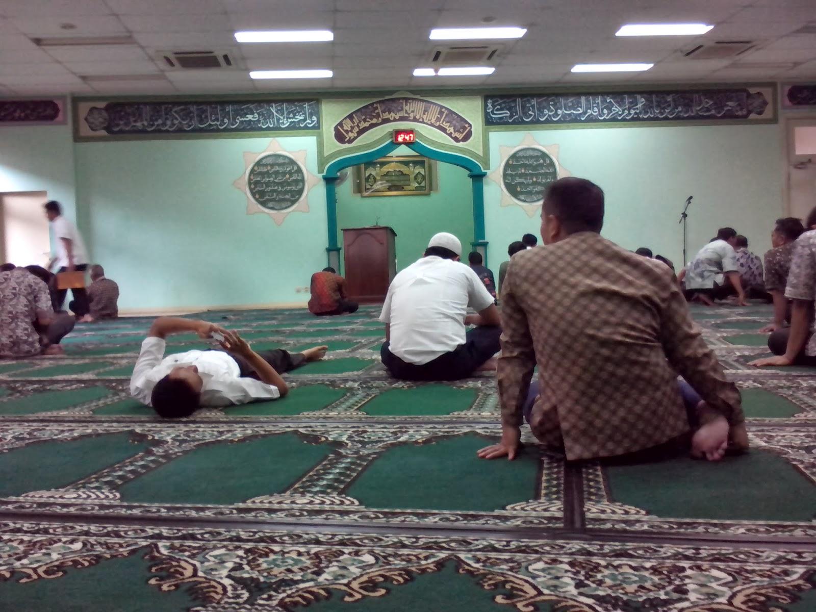 Masjid Al-Hidayah Bapeten