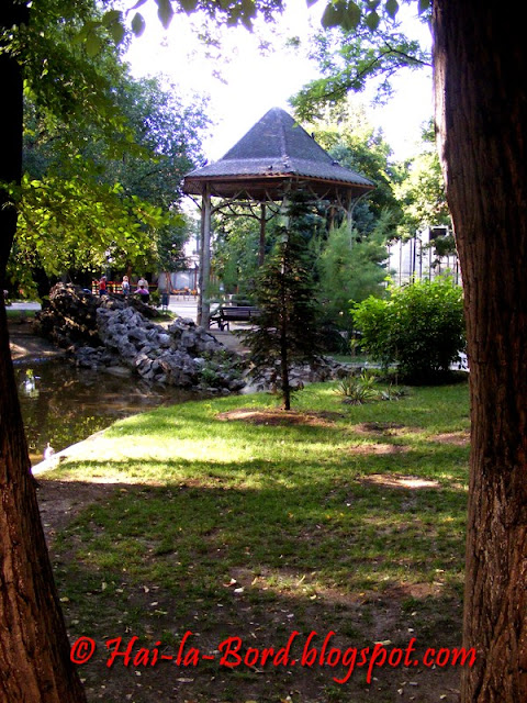 foisor parc ion voicu bucuresti