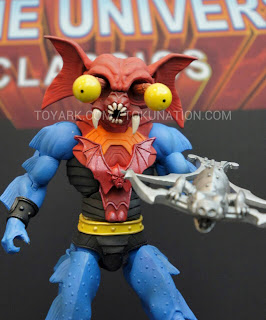 Mattel Matty Collector 2013 Toy Fair Display - Masters of the Universe MOTU Classics Mantenna figure