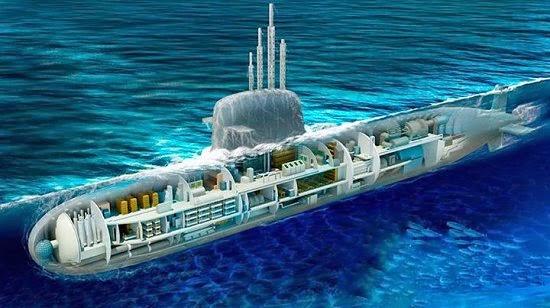 Submarinos brasileiros começam a ser construídos