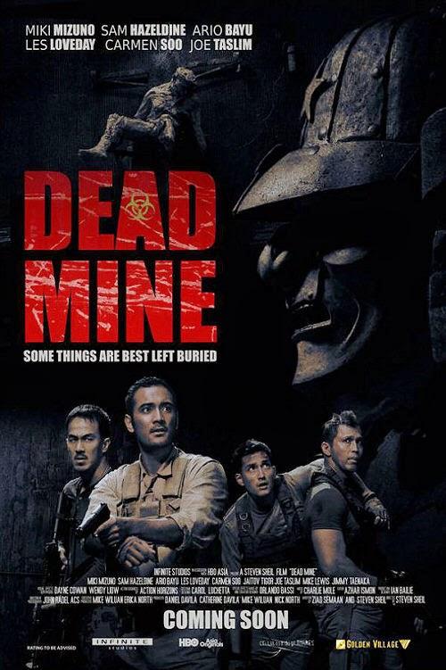 Khu Mộ Tử Thần - Dead Mine - 2012