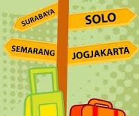 Download Peta Mudik Lebaran 2012 Jawa-Bali