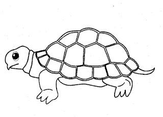 catatanku: mewarnai gambar kartun binatang