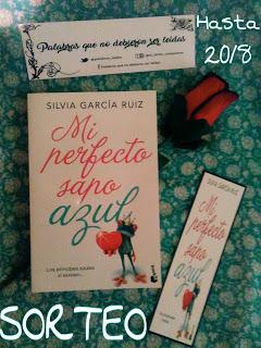 SORTEO Mi perfecto sapo azul, de Silvia García Ruiz