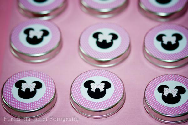 Cajitas personalizadas Minnie