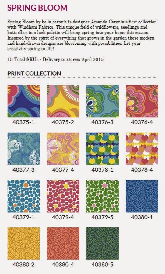 Spring Bloom - Windham Fabrics