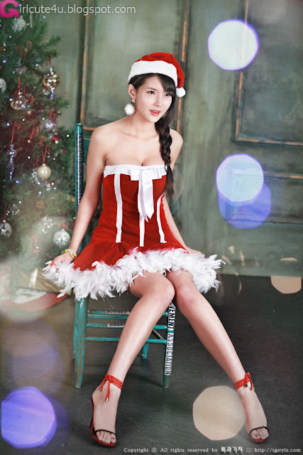 5 Santa Cha Sun Hwa-very cute asian girl-girlcute4u.blogspot.com