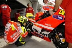 Motogp, Valentino Rossi, Ducati