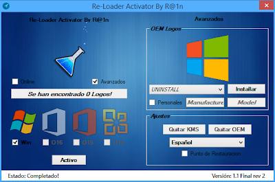 Re-Loader Activator 1.1 Final Rev 2 By R@1n.
