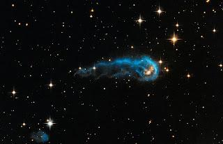 Космическая гусеница - IRAS 20324+4057