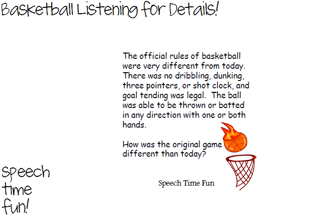 Thesis in learning basketball