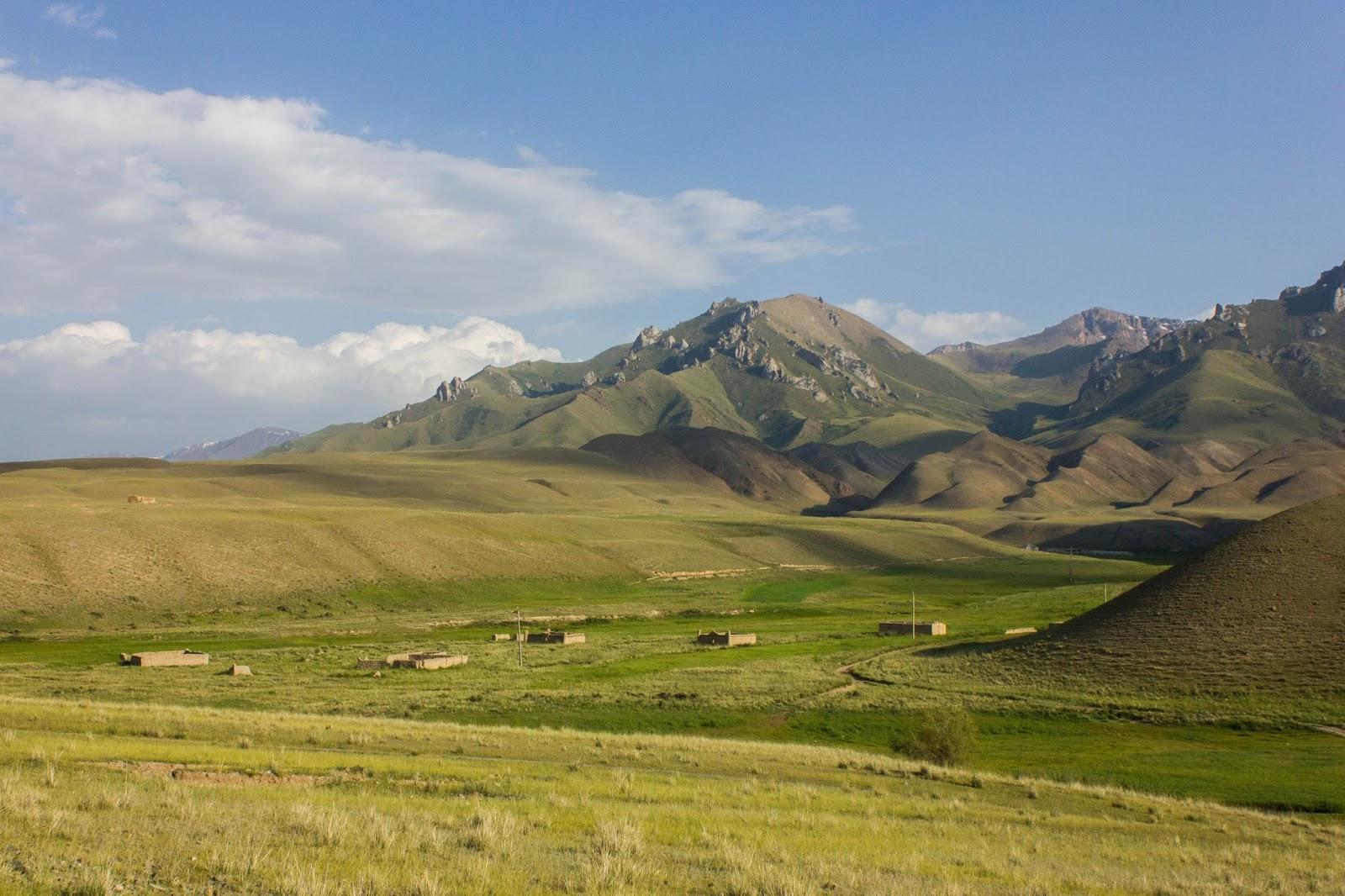 Кыргызские горы, Кыргызстан, Нарынская область