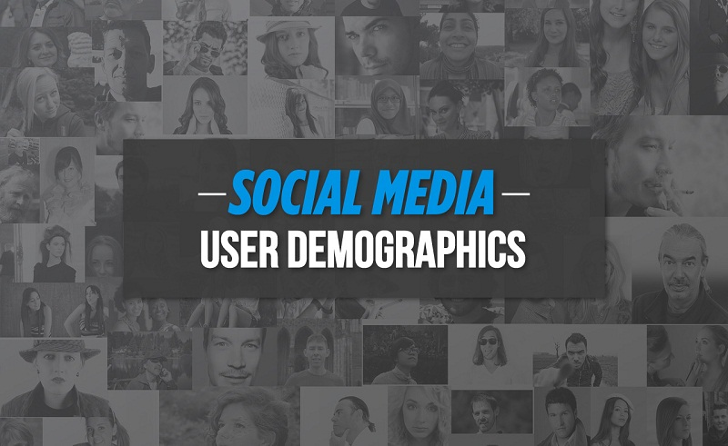 The Demographics Of Social Media Users 2015: Who Is Using Facebook, Twitter, Pinterest, Tumblr & Instagram - #infographic