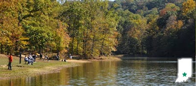 Top 10 Indiana campgrounds for a Fall Camping Adventure