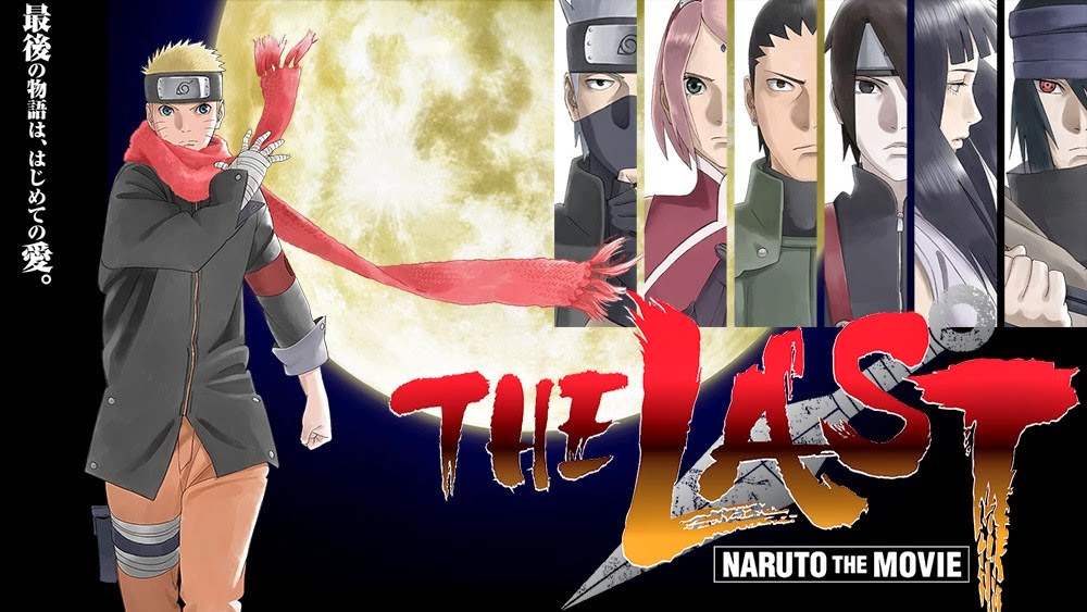Download Naruto Shippuden 3D Movie 10 The Last (2015) BluRay Subtitle Indonesia