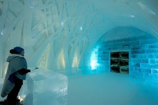 icehotel ingang
