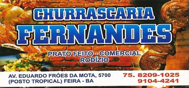 CHURRASCARIA FERNANDES