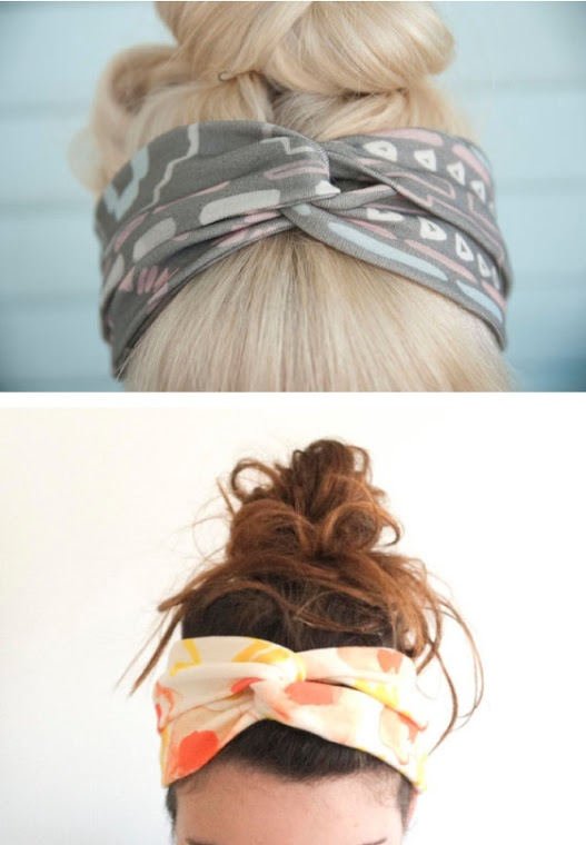 DIY cute headband