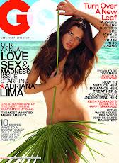 Adriana Lima en GQ