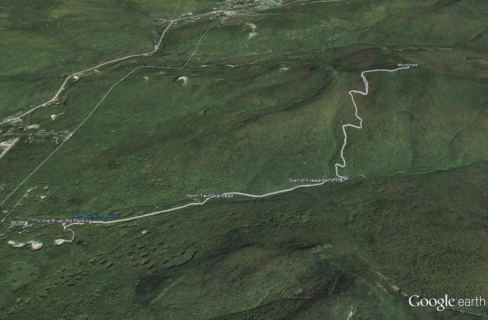 New Mt Hale NH 4000