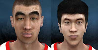 FIBA 2K12 Team China Player Updates