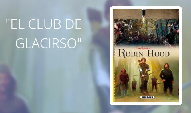 CLUB DE LECTURA  DE LOS GLACIS