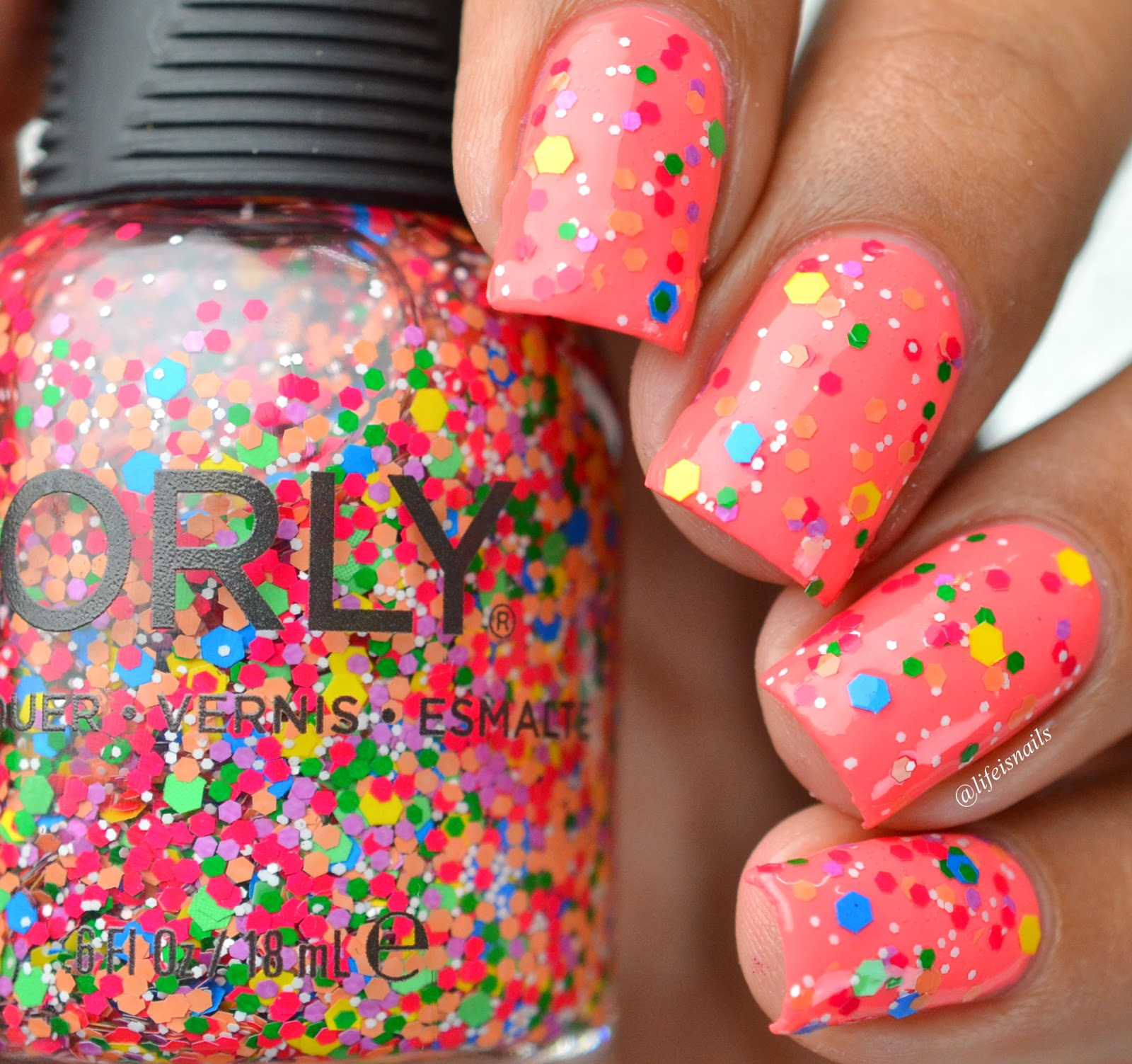 Orly Polishes - Swatches And Review ~ Lifeisnails